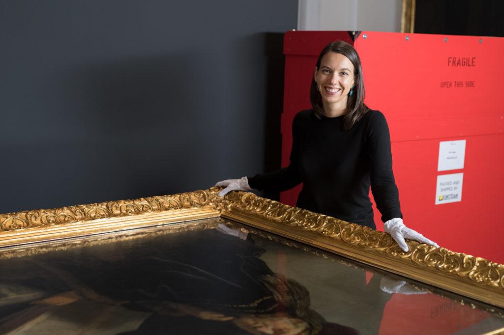 cseh nemzeti galeria rembrandt egy ember portreja festmeny