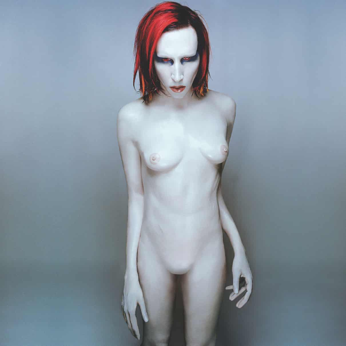 marilyn manson mechanical animals lemezborito
