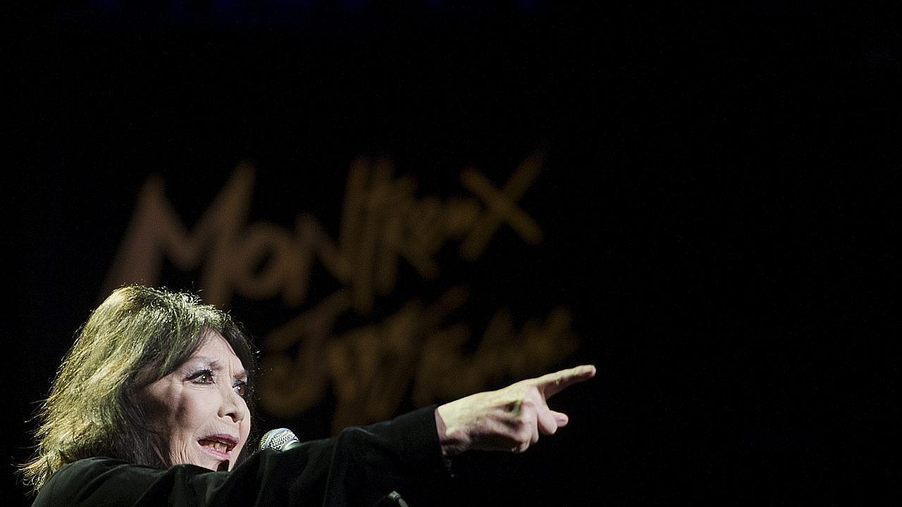 meghalt Juliette Greco enekesno francia ikon