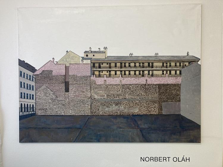 olah norbert festo tuzfal parallel vienna art fair 2020