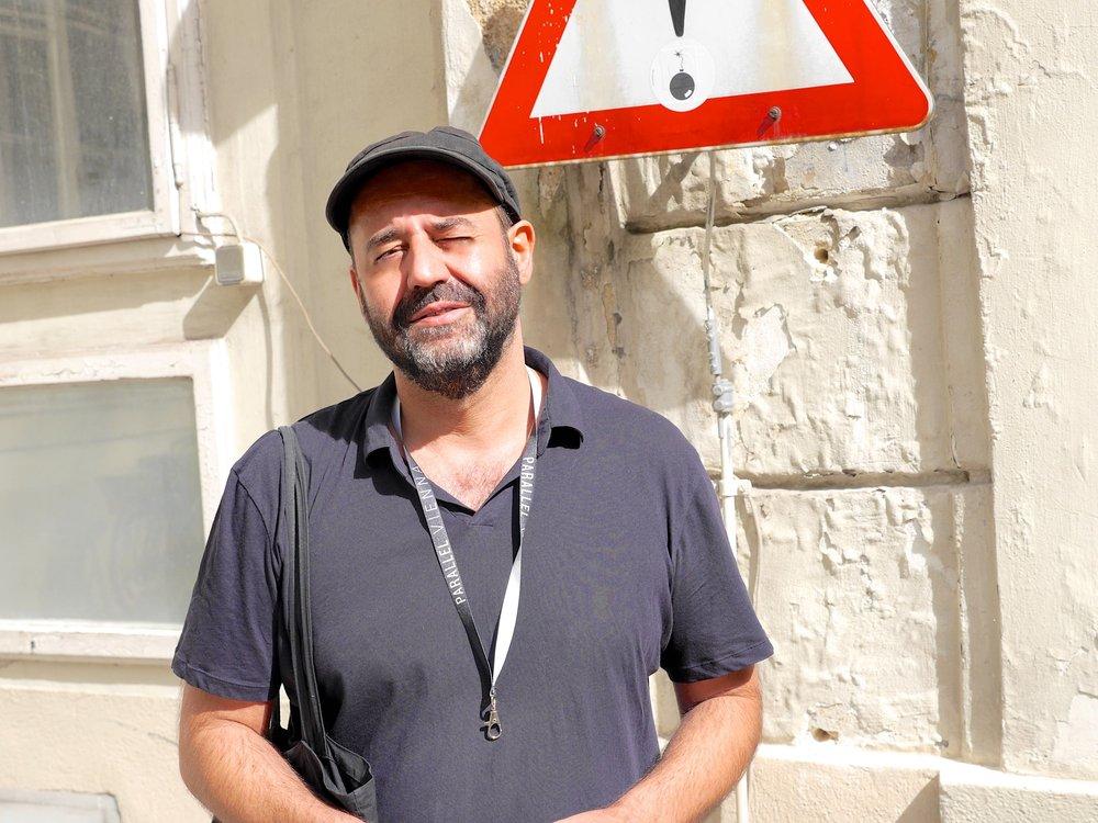 stefan bidner parallel vienna art fair 2020 alapito