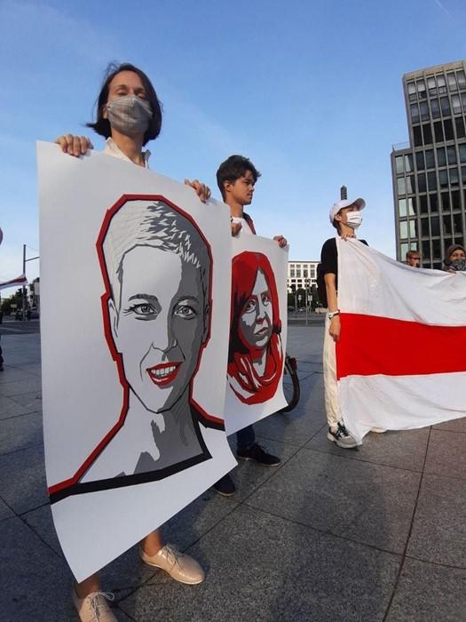 Voices Belerus Nok Vonulasa Feherorosz Tuntetesek Lukasenko