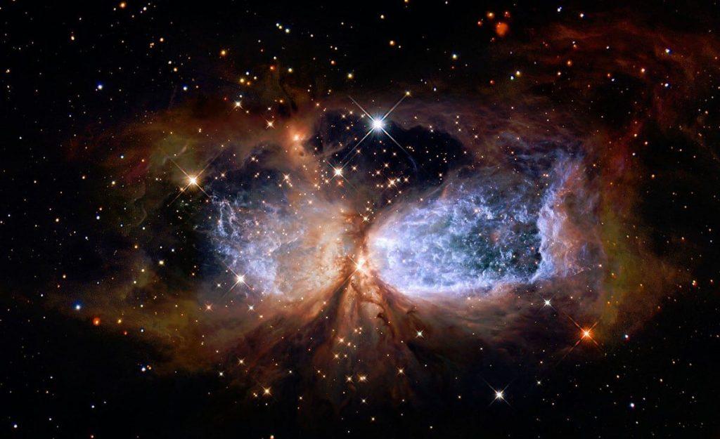 2017 Hubble Space Telescope Advent Calendar 2