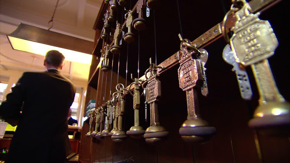 776800763 key hanger eden au lac hotel reception desk hotel lobby