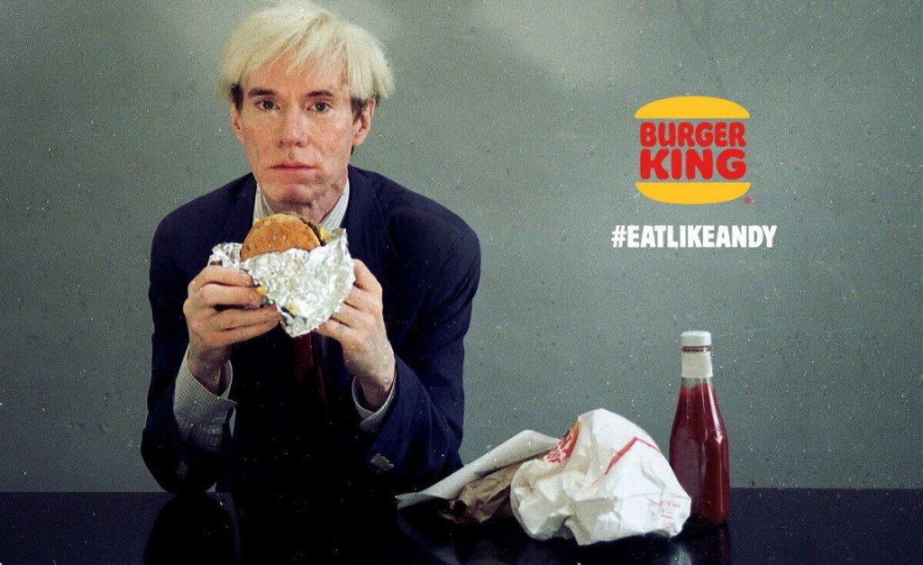 Andy Warhol Eatlikeandy