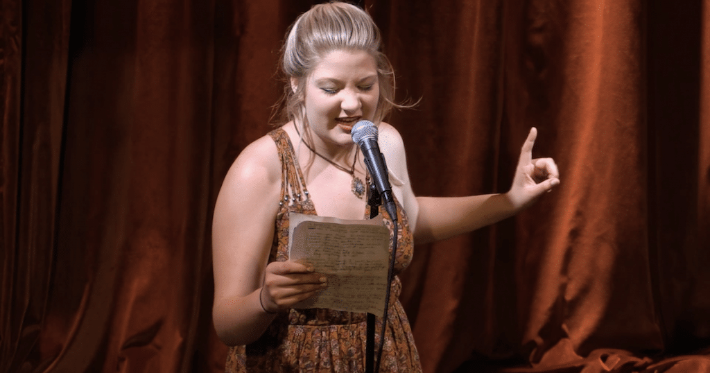 Blythe Baird Yet Another Rape Poem Website