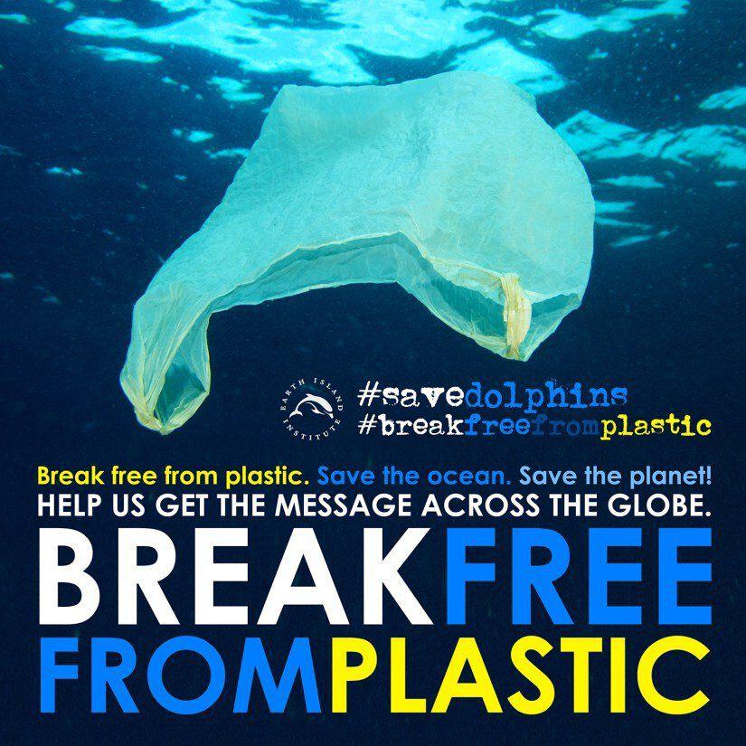Break Free From Plastic for Facebook