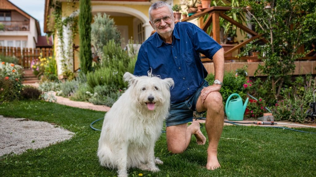 Csanyi Vilmos 85 eves konyvek az emberi termeszet kutyak scaled 1