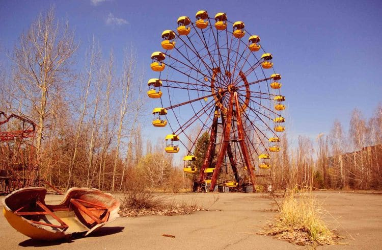 Csernobil 1