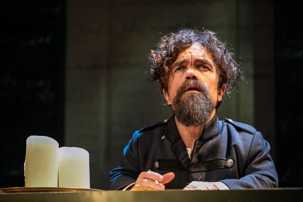 Cyrano De Bergerac Peter Dinklage Musical