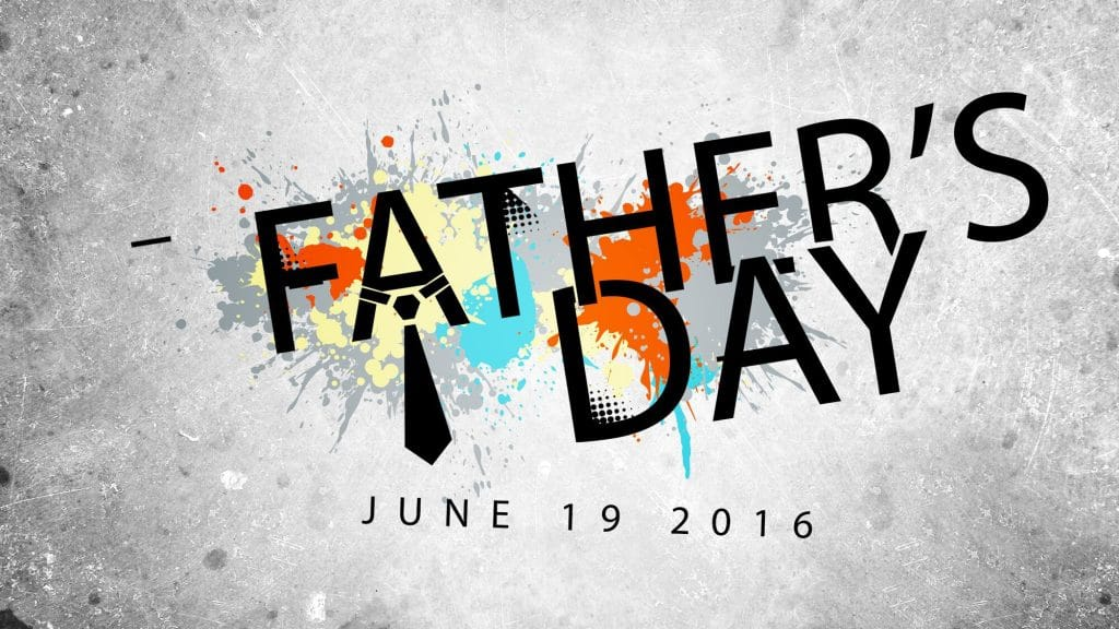 DATE of FATHERS DAY 2016 1