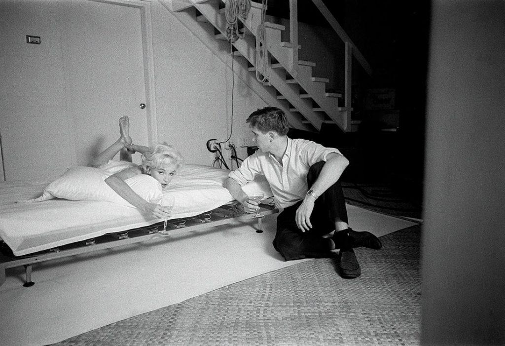 Douglas Kirkland marilyn monroe fotok