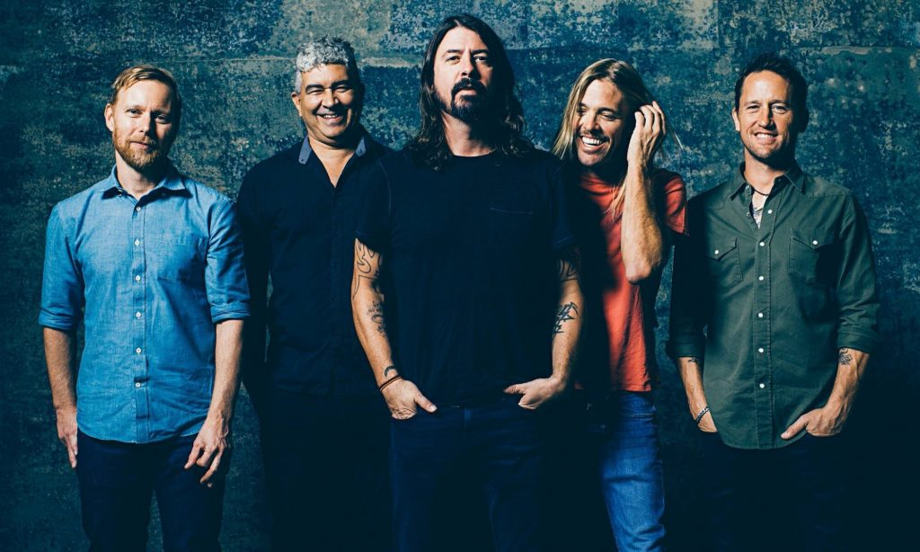 Foo Fighters band