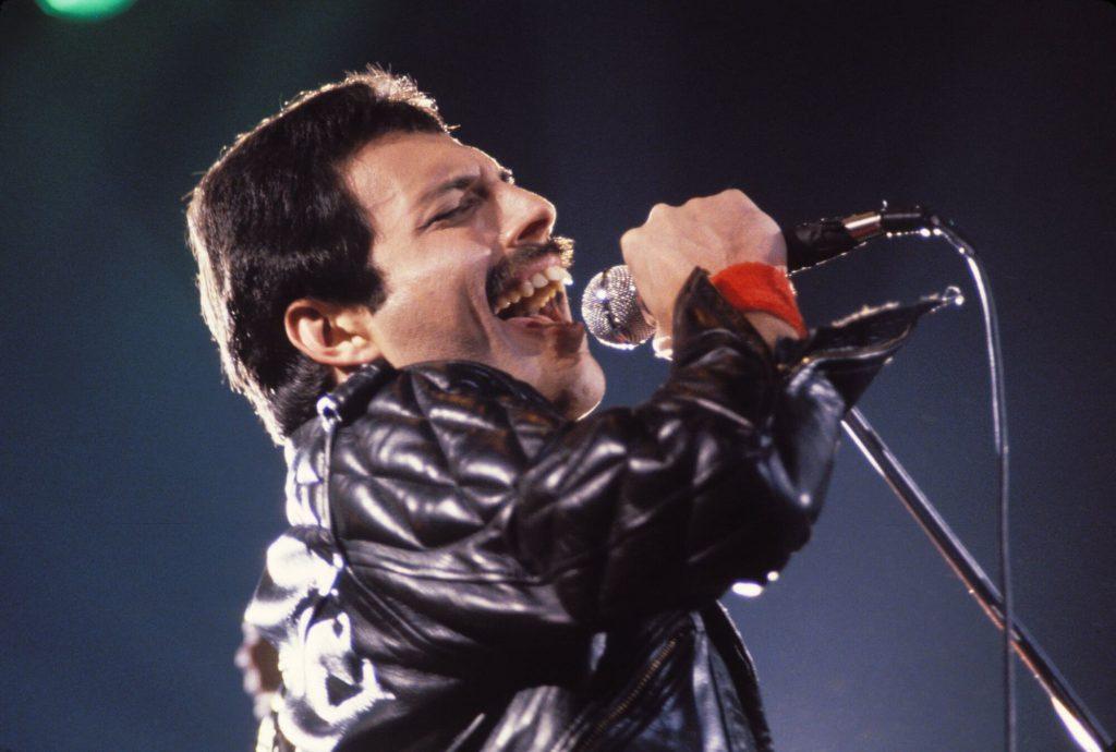 Freddie Mercury Uj Dala