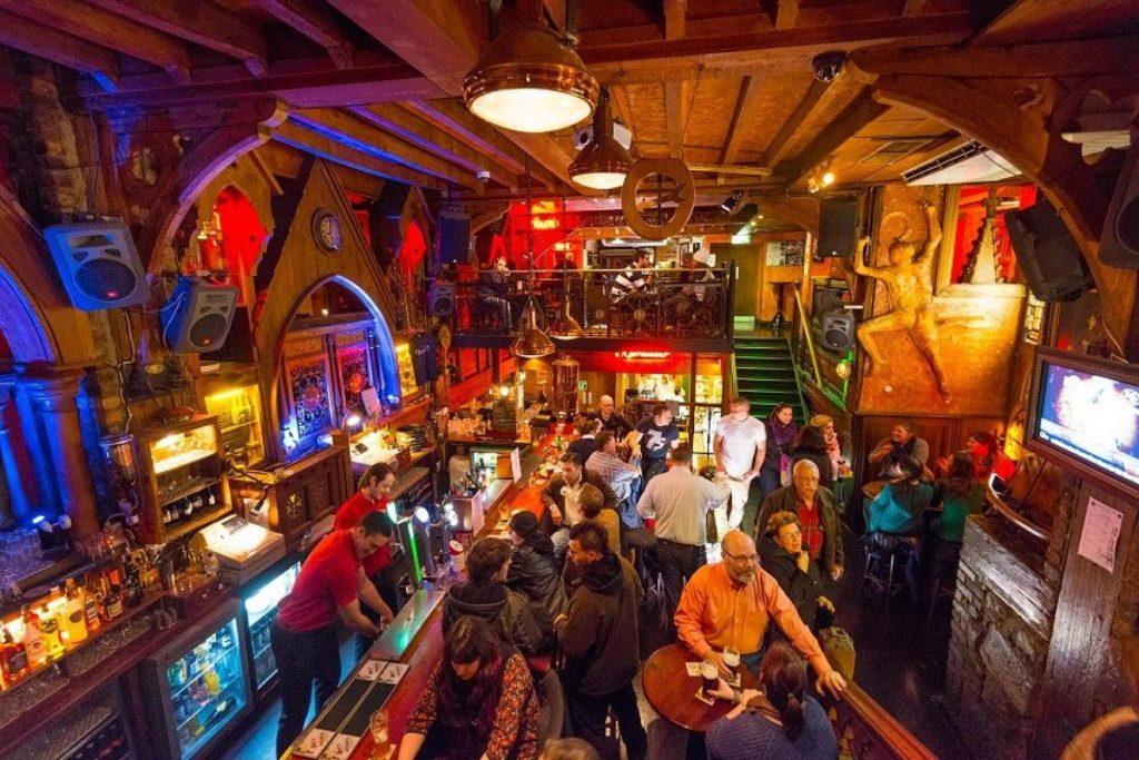 Galway Ireland pub 2