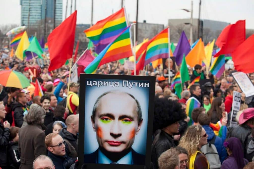 Gay Rights In Russia