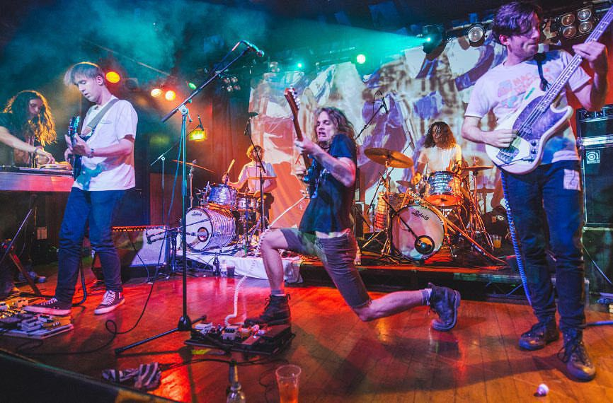 King Gizzard and the Lizard Wizard Live