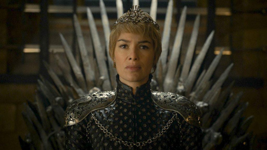 Lena Headey tronok harca emmy