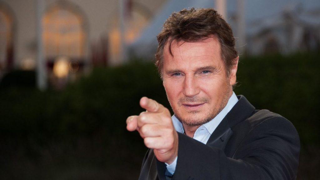 Liam Neeson The Minuteman Film