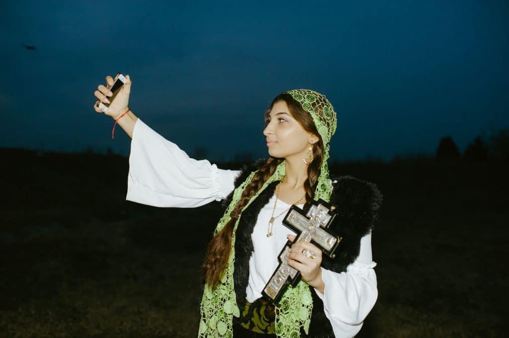 Lucia Sekerkova fotos romaniai olah ciganyok havasfoldi boszorkanyok