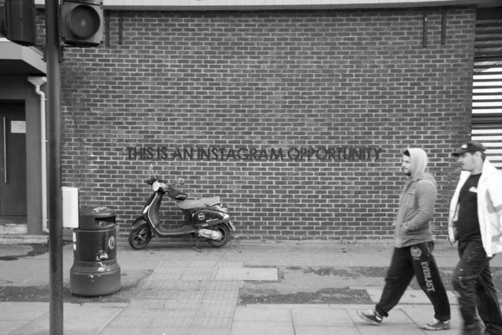 Mobstr street art words 28