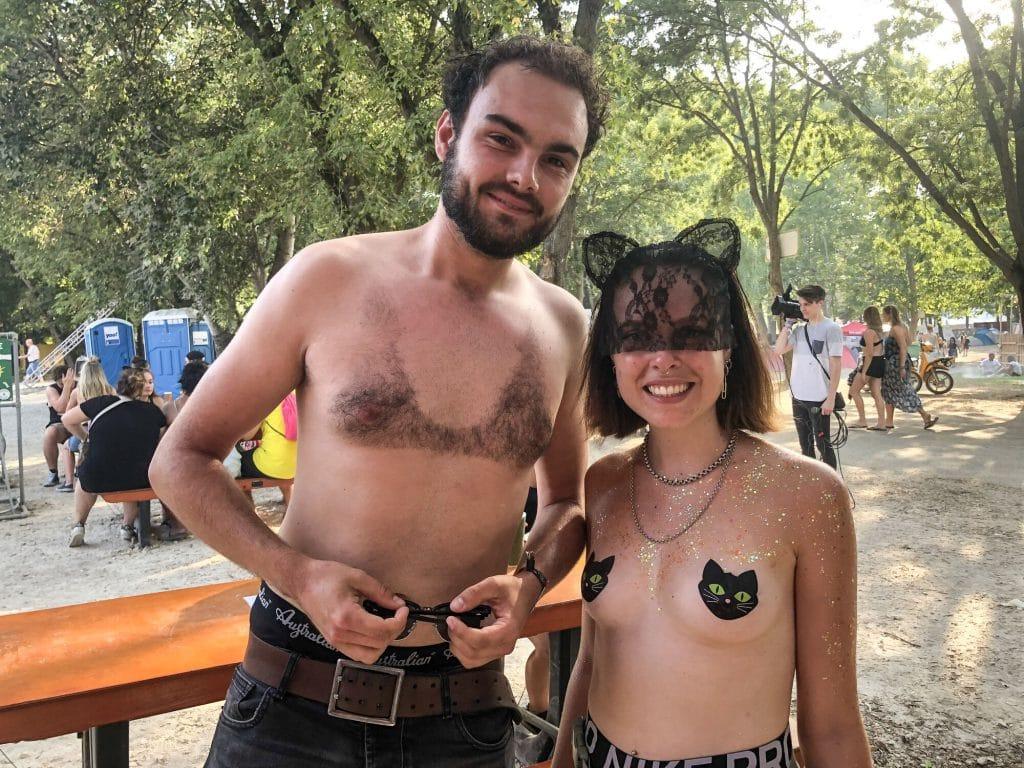 Sziget Fesztival 2019 vicces fotok9