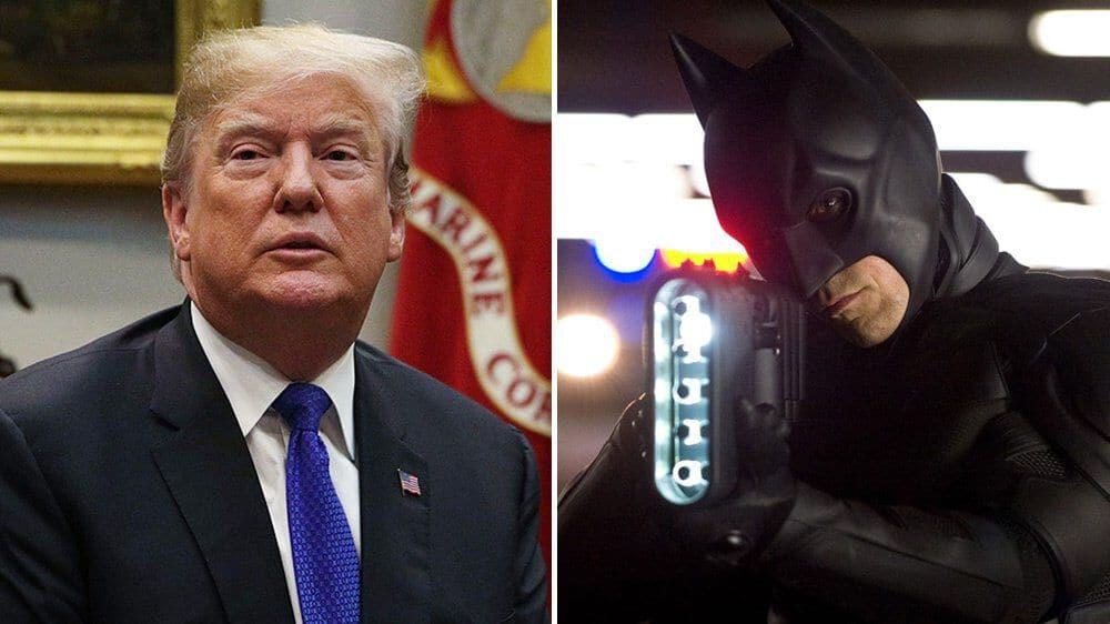 Tump A Batman Zenejet Nyulja