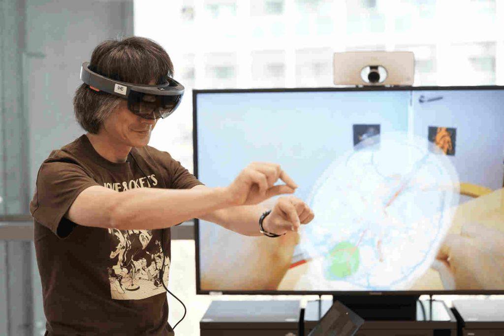VR mutet