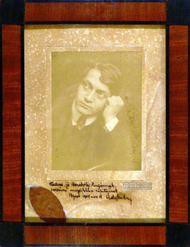 Ady Endre Portre Aukcio Alairas