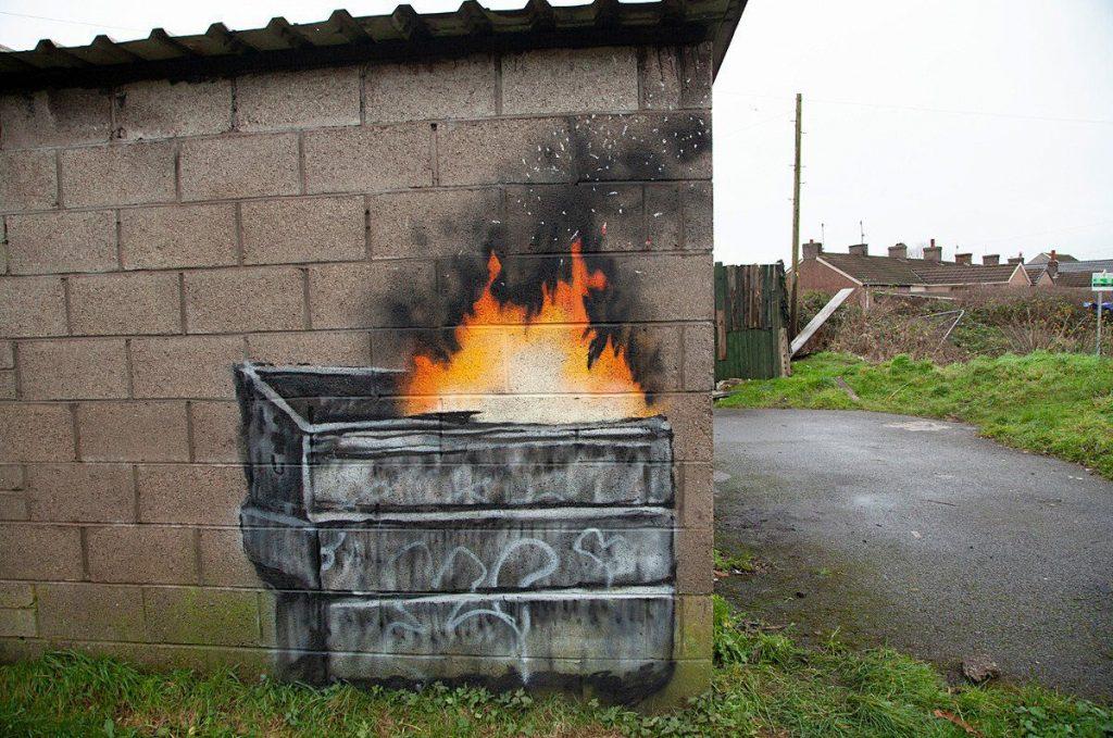 Banksy Port Talbot 1