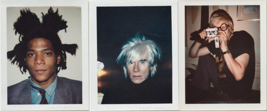 Basquiat Warhol Hockney