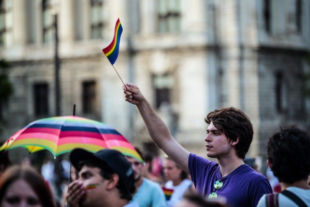 Budapest Pride Felvonulas 2019