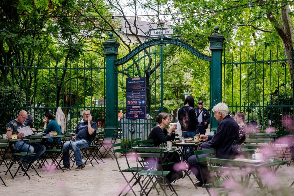 budapest teraszok helyek koronavirus korlatozasok enyhitese
