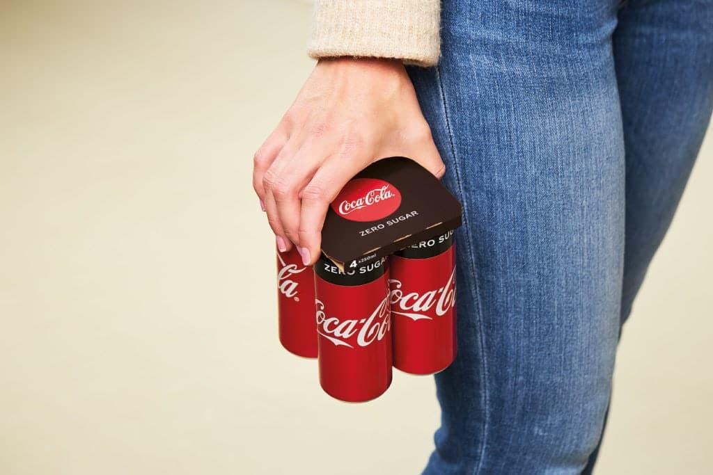 coca cola csomagolas keelclip technologia