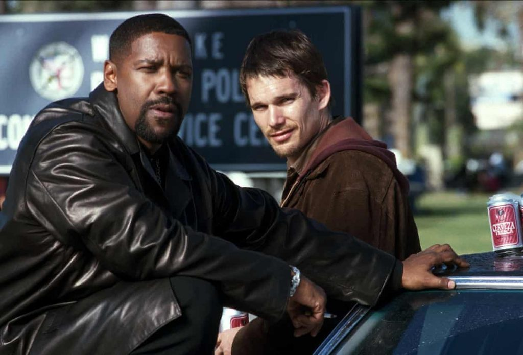 denzel washington ethan hawk hollywood rendorseg