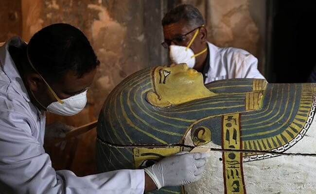 Egyiptomi Szarkofagok Discovery Channel
