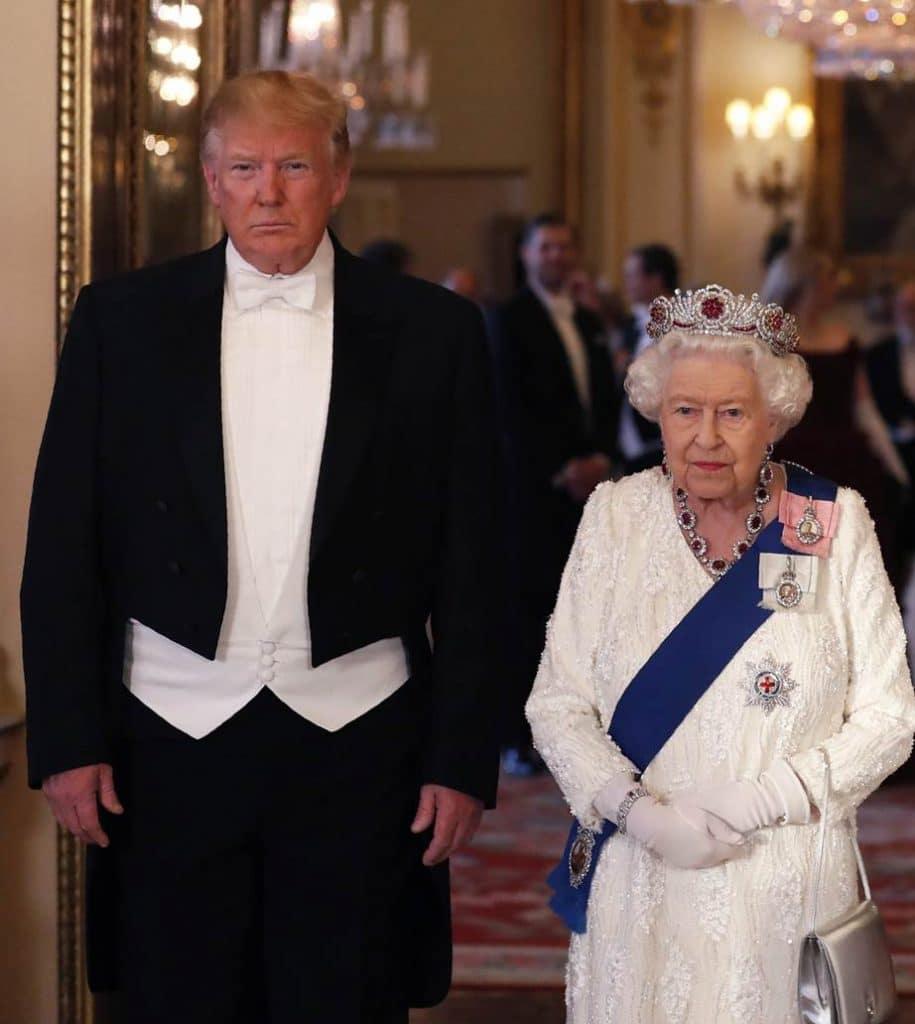 erzsebet kiralnyo donald trump rubint korona