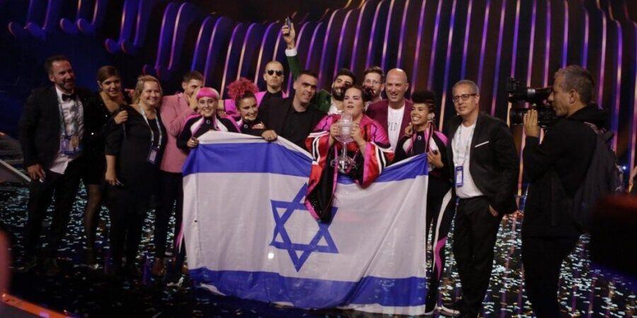 eurovision 2018 israel wins eurovision 7