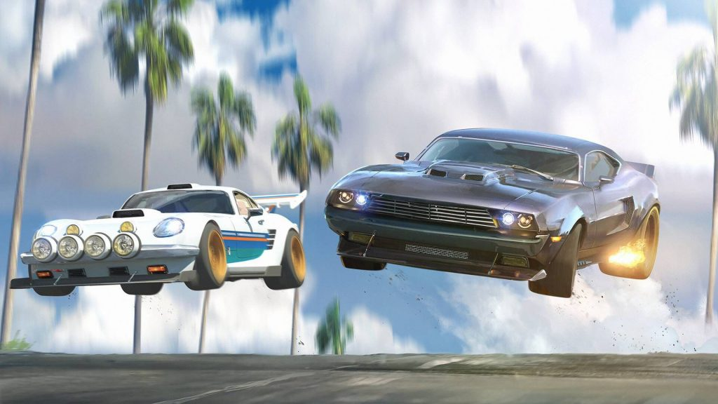 fastfurious spy racers
