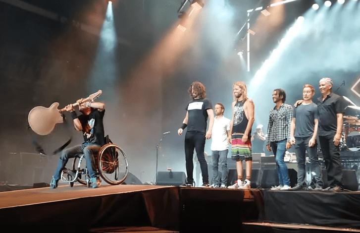 foo fighters koncert sziget 2019