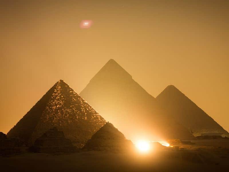 gizai piramis felfedezes
