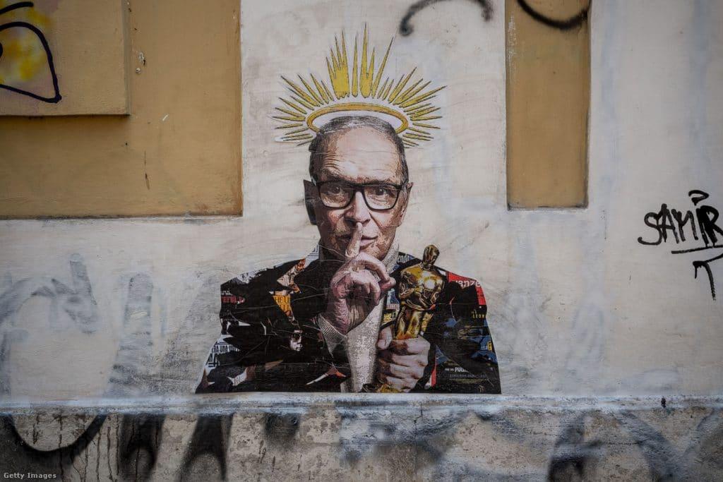 harry grab graffity ennio morricone meghalt