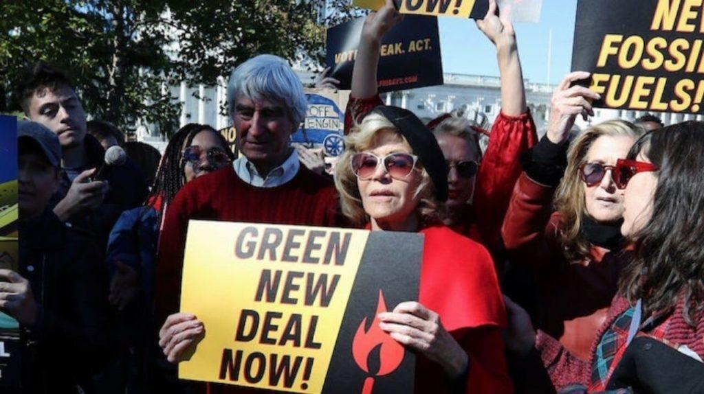 jane fonda klimatuntetes letartoztattak