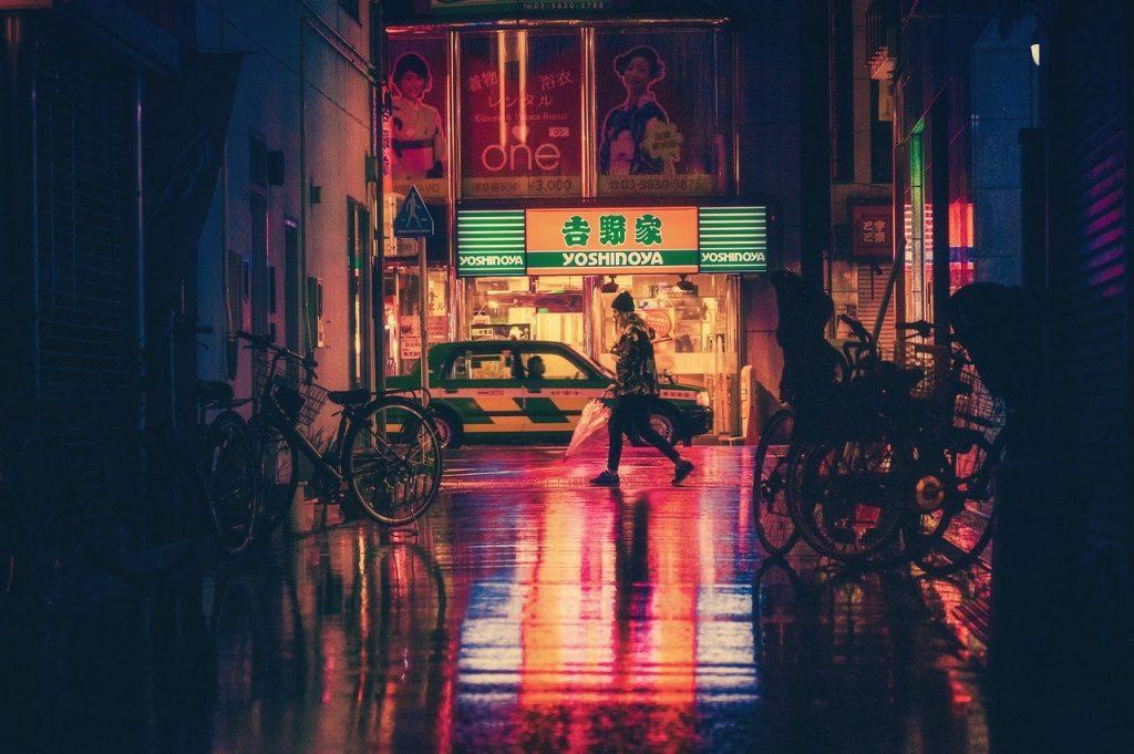 japan turista utazas
