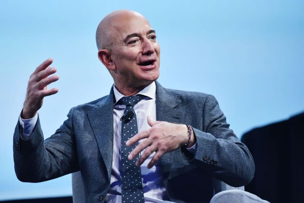jeff bezos klimavedelem amazon rendeles