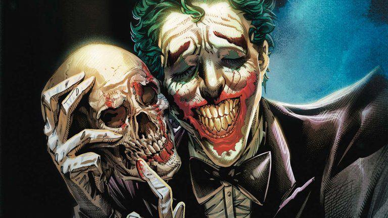 joker year of the villain cover
