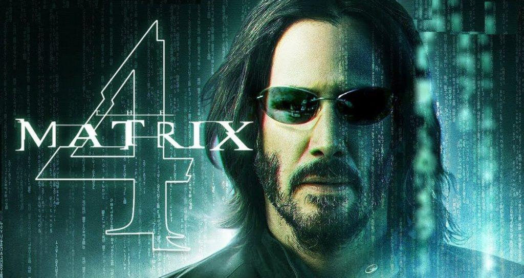 keaunu reeves matrix 4