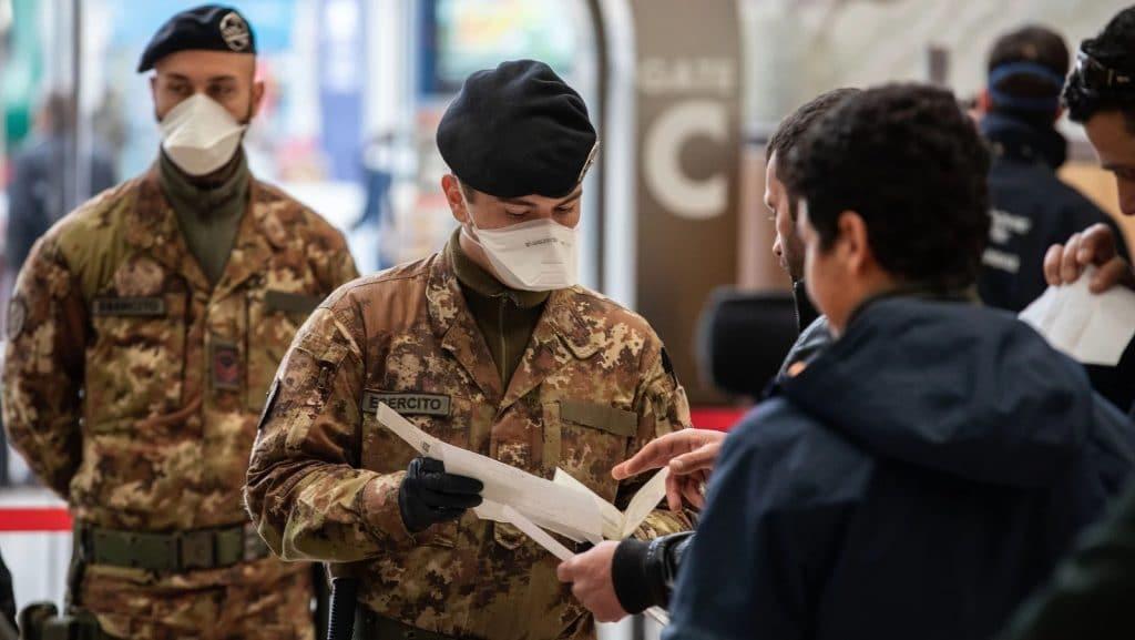 koronavirus olaszorszag katonai szallitas halottak