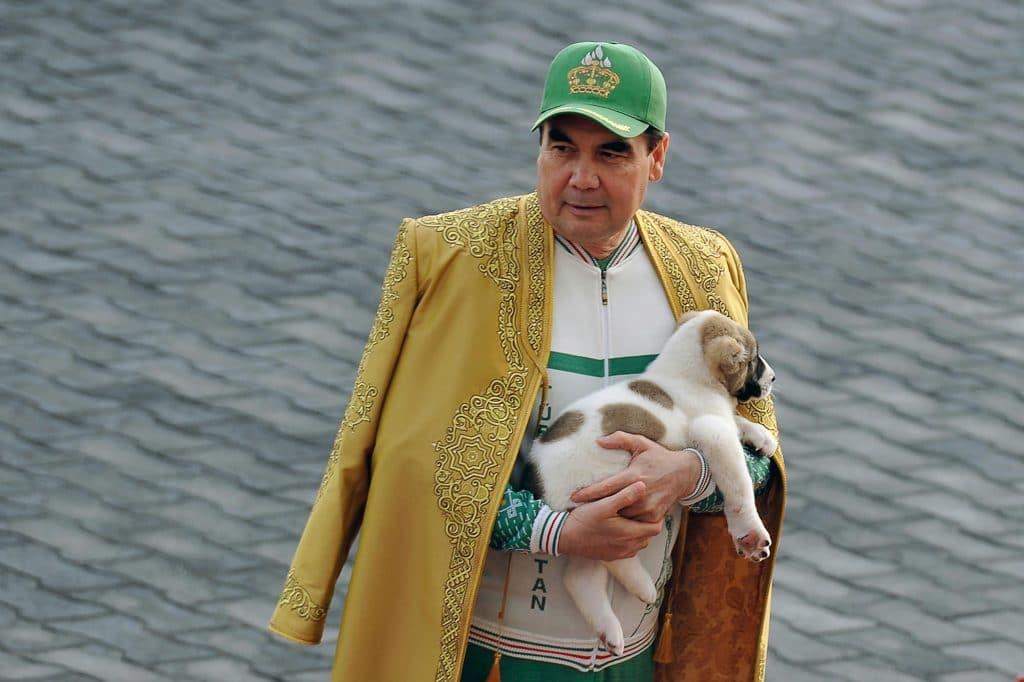 koronavirus turkmenisztan Gurbanguly Berdimuhamedow