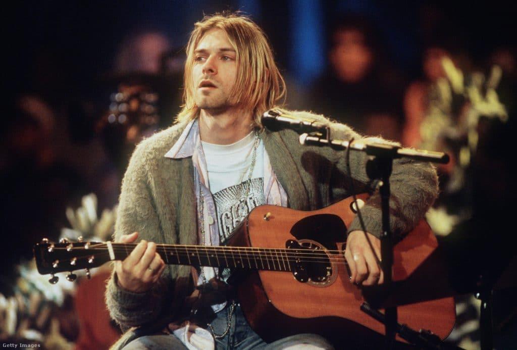 kurt cobain gitar nirvana arveres